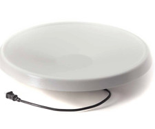 WHITE HEATED BIRD BATH BY BIRDS CHOICE (BOWL ONLY) - MADE IN THE USA!