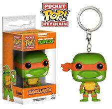 Funko Pocket Pop: TMNT - Michelangelo Keychain