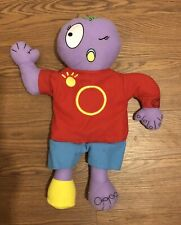 Abrams Alphabet Letter People - Puppet O Mr O, Home School Educational - Used