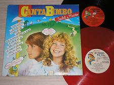 ISABEL & MATTEO - CANTA BIMBO (PUFFI, CICALE) - 2 LP 33 GIRI ITALY