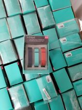 Fitbit Flex Accessory Replacement Wristband 3-pack Small Petite NAVY TEAL RED