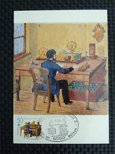 BUND MK 1979 1011 EUROPA CEPT MAXIMUMKARTE CARTE MAXIMUM CARD MC CM 9798
