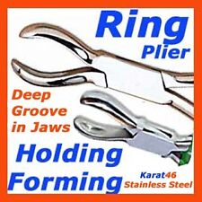 Pliers Ring Holding Ring Forming Plier Jewelry Wirewrap