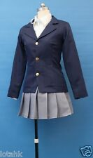 K-On! gal uniform Cosplay Costume Custom Made <Lotahk>