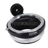 FOTGA Tilt Canon EOS EF EF-S lenti Sony NEX-7 6 5T A6000 A5000 E