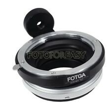 FOTGA Inclinar Canon EOS EF EF-S OBJETIVO A SONY nex-7 6 5t A6000 A5000 E