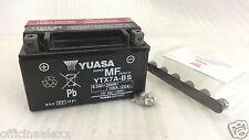 BATTERIE YUASA YTX7A-BS longueur 150 largeur 87 h 94 mm