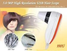 NEW 5.0 MP High Resolution USB Hair&Scalp Diagnosis Analyzer Hair&Scalp Camera