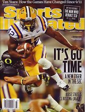 Sports Illustrated 2011 LSU Tiger Running Back Michael Ford SEC + Boise State NL