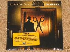 Scissor Sisters - Sampler - 3 Track Best Buy EXCLUSIVE Promo CD w/ UNRELEASED!