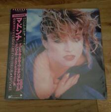 "Material Girl MINT!! EP Madonna 12"" vinyl single record (Maxi) Japanese P-5199"