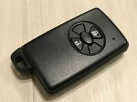Details about  /Toyota Vitz  Yaris Corolla Fielder Axio Ractis Ist Vanguard 2 Button smart Key