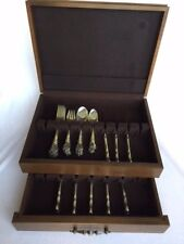 Savannah by Reed & Barton sterling silver flatware service for 8 set 40 pieces