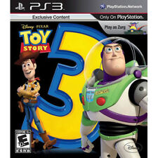 Toy Story 3  Sony Playstation PS2 Game