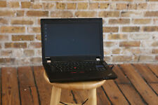 """Lenovo L420 14"""" laptop. Well used but fully functional laptops."""