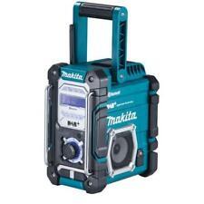 Makita Akku-Baustellen-Radio DMR112 blau Radios Akku-Baustellen-Radio