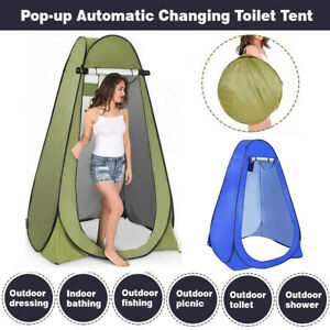 Pop Up Pod Changing Room Privacy Tent Instant Portable Outdoor Shower Tent Camp