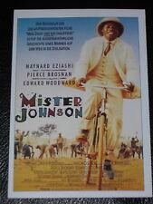 Filmkarte - Cinema - Mister Johnson