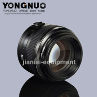 YONGNUO YN85MM F1.8 AF/MF Standard Medium Prime Len For Canon EF Mount EOS