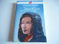 LIVRE DE POCHE - JANE EYRE - CHARLOTTE BRONTE