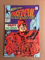 Marvel Comics Daredevil #41 Murdock 1968