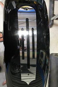 TRIUMPH America Speedmaster STAINLESS fender BIB *3 STRIPE *