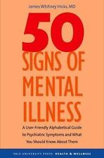Yale University Press Health and Wellness: 50 Signs of Mental Illness 2005