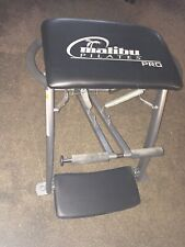 MALIBU Pilates PRO CHAIR Exercise Fitness Yoga Workout Abs Bench Gym reformer
