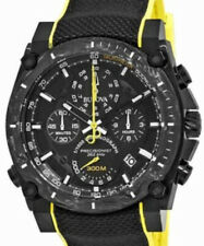 New  Bulova  98B312 Precisionist ,Chronograph, Men's Watch,47mm.