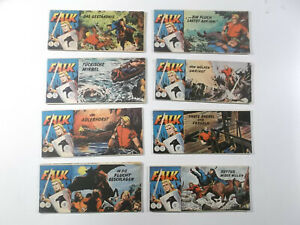15 Stück FALK Piccolo Lehning Verlag 1960 - 1963