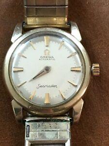 Omega Seamaster Watch Vintage