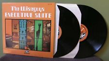 "The Wiseguys ""Executive Suite"" 2x LP EX Thievery Corporation Fatboy Slim"