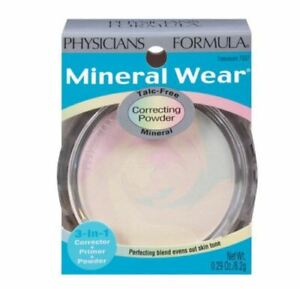 """Physicians Formula Mineral Wear Talc-free Mineral Face Powder""""Choose Your Shade"""""""