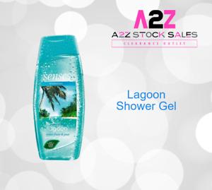 Avon Senses Shower gel 250ml Lagoon ~ Moisturising Body Wash