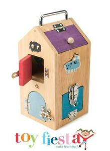 Monster Lock Box by Tender Leaf Toys
