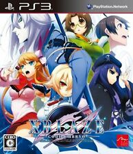 Used PS3 XBLAZE CODE:EMBRYO Japan Import