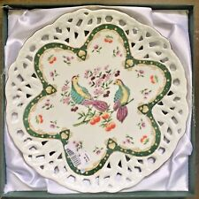 """American Atelier At Home Paradise 12"""" plate"""
