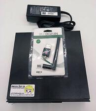 DELL Optiplex mini PC computer intel quad i5 8gb 128 ssd windows 10 WIFI USB 3.0