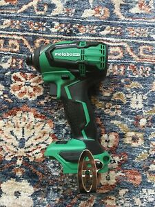 Metabo HPT WH18DBFL2 18V Brushless Impact Driver Tool Only With Tool Bag