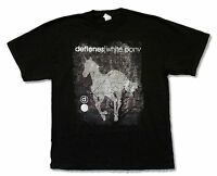 Deftones White Pony Distressed Black T Shirt New Official