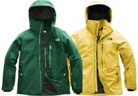 NEW THE NORTH FACE MACHING JACKET Green/Yellow Men's M-L-XL-2XL Gore-Tex