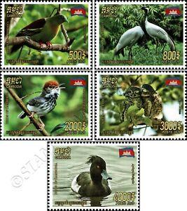 Native Birds (X) (MNH)