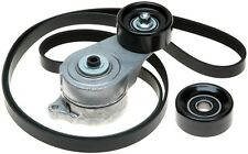 Serpentine Belt Drive Component Kit Gates ACK060841 for Acura MDX Honda Pilot