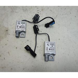 1995-2001 BMW E38 7-Series TV Tuner Antenna Amplifier Pair OEM