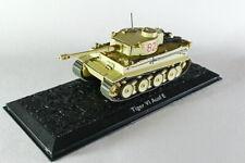 "Scale model tank 1:72  Pz.Kpwf.VI Ausf.E ""Tiger"" (Sd.Kfz.182) 1943"