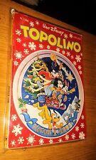 TOPOLINO  # 1986 - WALT DISNEY - 19 DICEMBRE 1993- NATALE