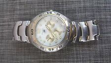 Fossil Watch Men's Silver Working New Battery