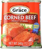 Jamaican Grace Corned beef (12 oz) 3 Cans