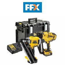 2 x Dewalt DCK264P2 18 V 5.0Ah Li-Ion XR 1st y 2nd Fix Clavadora Twin Pack