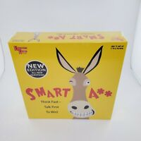 Smart Ass Board Game New Edition The Ultimate Trivia Game University Games